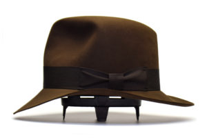 Raider Fedora Indiana Jones Hut Hat without Turn side 2
