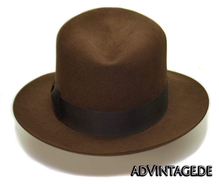 Harrison Indiana Jones fedora Hut Hat 100x 100% Biber beaver 4