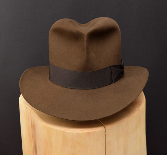 Raider Indy Fedora Hat