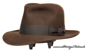 Harrison Indy Fedora hut hat 2
