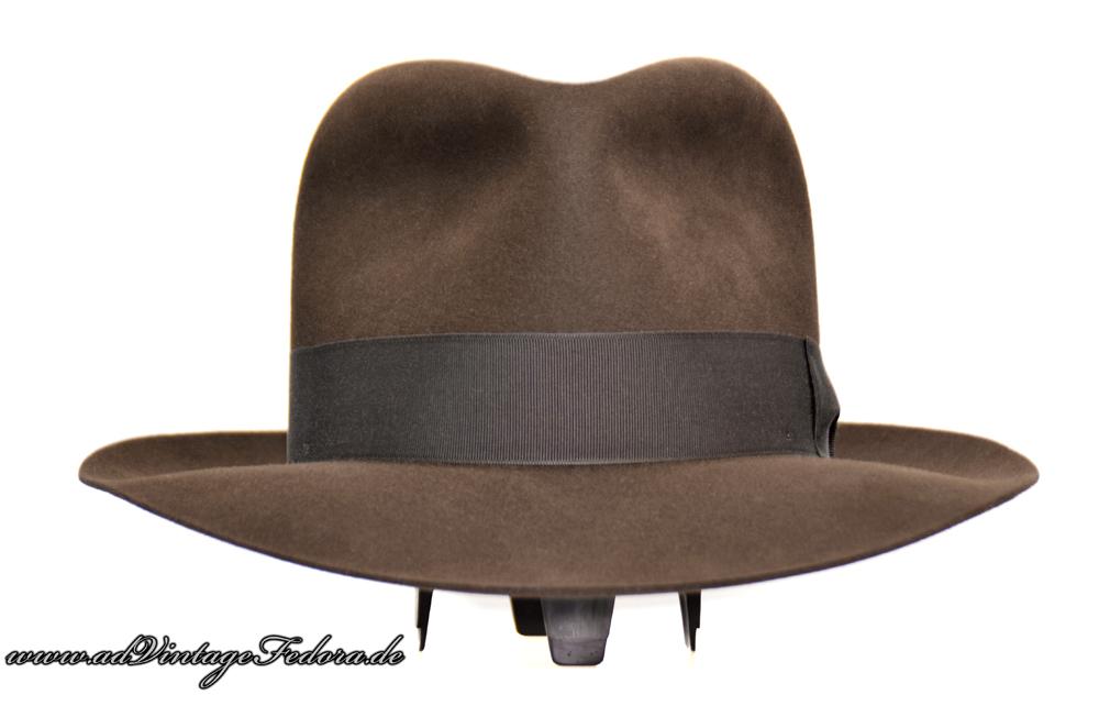 Harrison Indy Fedora hut hat 3