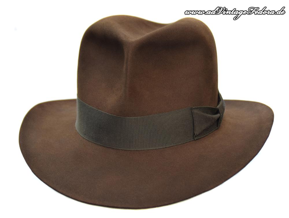 Indiana Jones Raiders ofthe Lost Ark Fedora Hut Hat 4