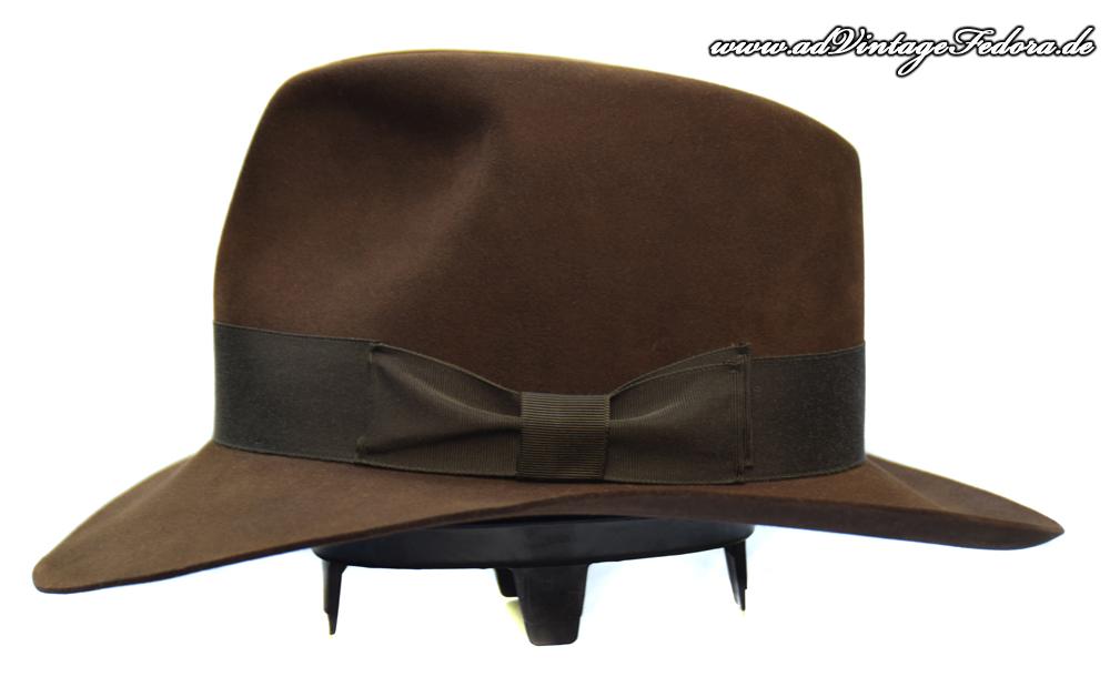 Indiana Jones Raiders ofthe Lost Ark Fedora Hut Hat 3