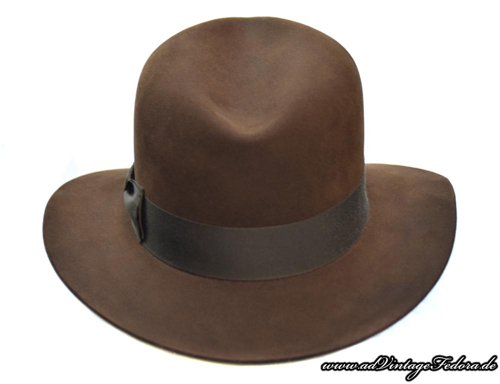 Indiana Jones Raiders ofthe Lost Ark Fedora Hut Hat 2