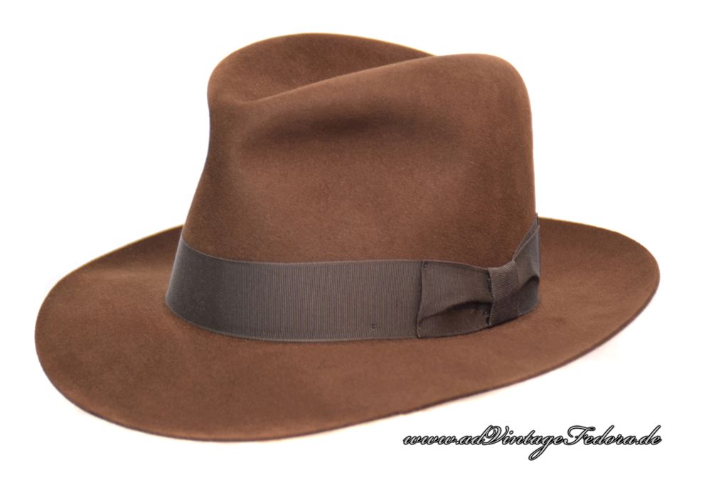 Harrison Fedoa Hut Hat 4