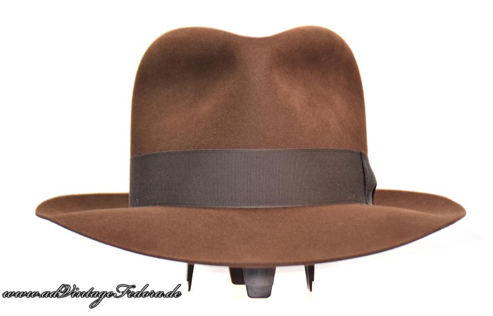 Harrison Fedoa Hut Hat 3
