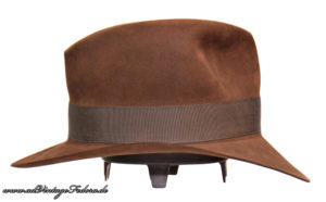 Indiana Jones Streets of Cairo Fedora Hut Hat 7