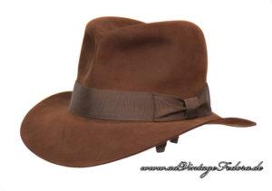 Indiana Jones Streets of Cairo Fedora Hut Hat 5