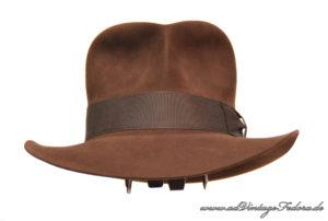 Indiana Jones Streets of Cairo Fedora Hut Hat Main