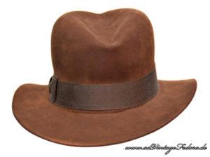 Indiana Jones Streets of Cairo Fedora Hut Hat