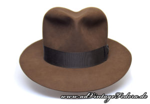 Last Crusade Indiana Jones fedora Hut Hat 8