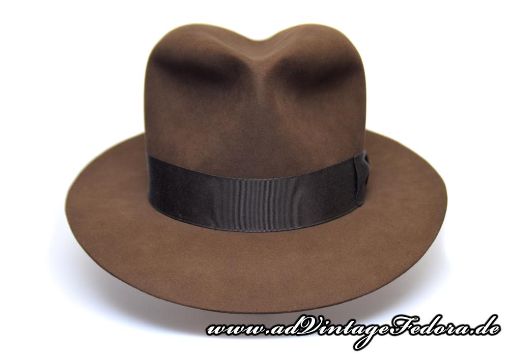 Last Crusade Indiana Jones fedora Hut Hat 8