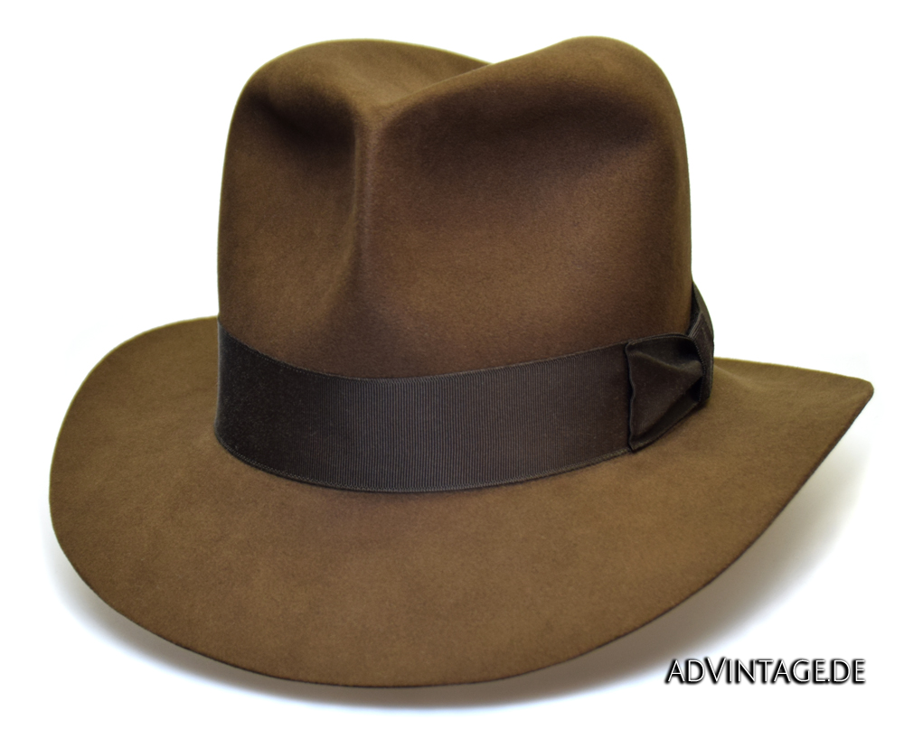Indiana Jones Raiders of the Lost Ark Fedora Hut Hat 16