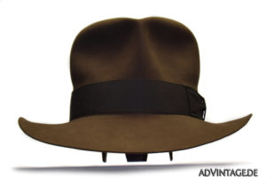 Indiana Jones Streets of Cairo Fedora Hut Hat 10