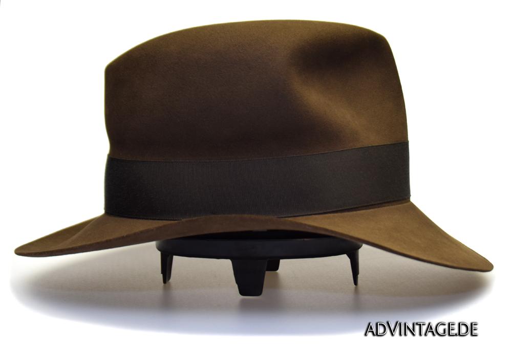 fc6eb82ebef Indiana Jones Streets of Cairo Fedora Hut Hat 12 ...
