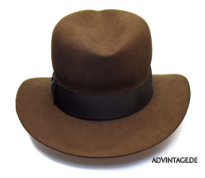 Indiana Jones Streets of Cairo Fedora Hut Hat 13