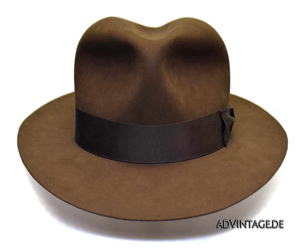 Indiana Jones Temple of Doom Fedora Hut Hat 16