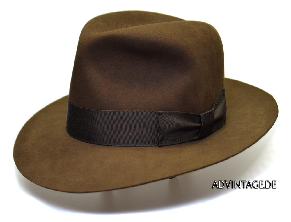 Indiana Jones Temple of Doom Fedora Hut Hat 17