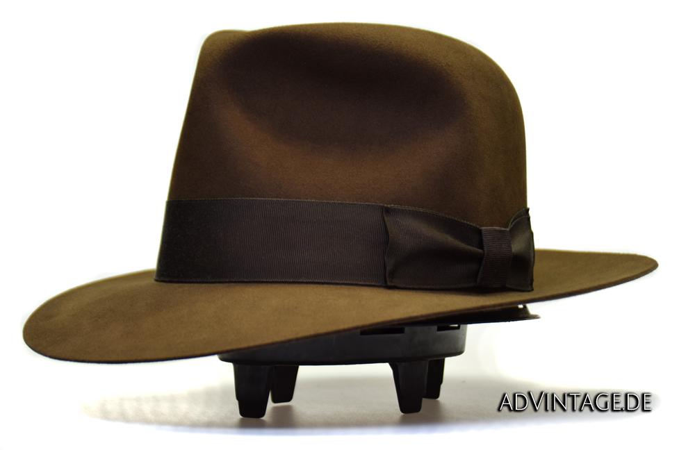 Indiana Jones Temple of Doom Fedora Hut Hat 18