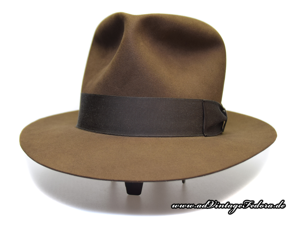 Crystal Skull Kingdom Fedora Hut Hatt Indiana Jones Hut 1