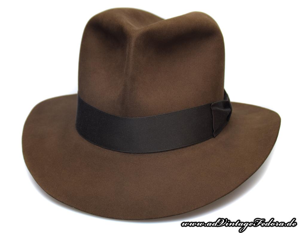 Raider Fedora Indiana Jones Hut Hat without Turn 5