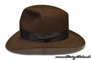 Raider Fedora Indiana Jones Hut Hat without Turn side 3