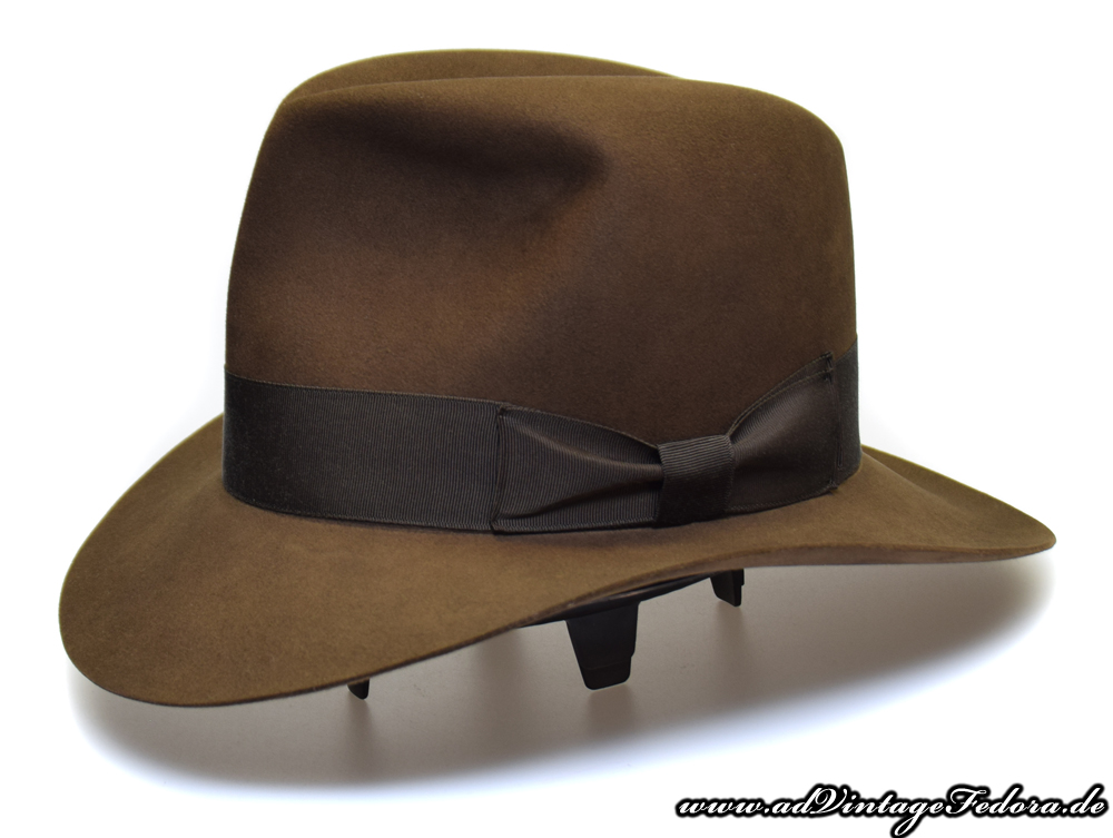 Raider Fedora Indy Hut Hat