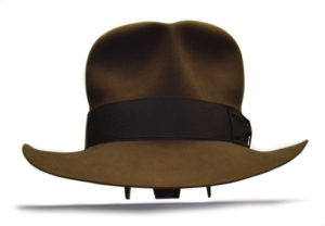 Streets of Cairo Indiana Jones Fedora Hut Hat RotLA Front 3