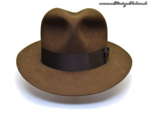 Temple of Doom Fedora Hut Hat Indiana Jones 3