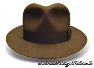 Indiana Jones Temple of Doom Fedora Hut Hat 6