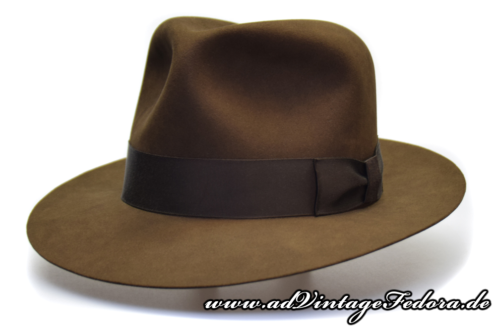 Indiana Jones Temple of Doom Fedora Hut Hat 3