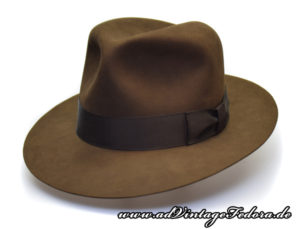 Indiana Jones Temple of Doom Fedora Hut Hat 2