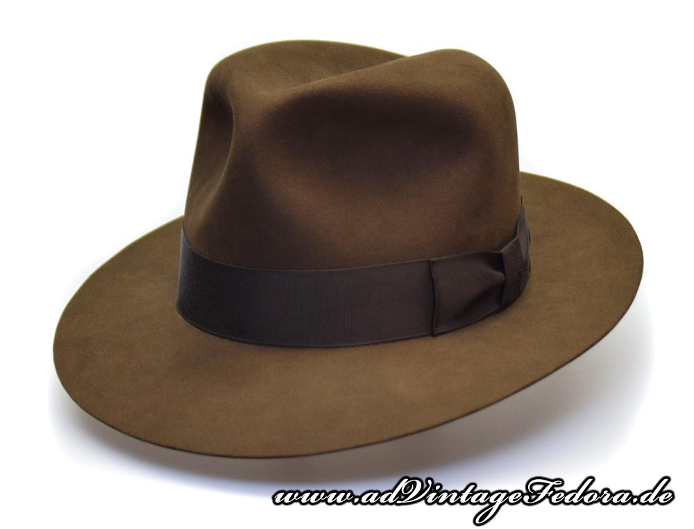 Indiana Jones Temple of Doom Fedora Hut Hat 2