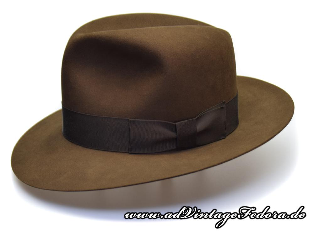 Indiana Jones Temple of Doom Fedora Hut Hat 1