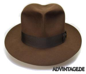 Harrison Indiana Jones fedora Hut Hat 100x 100% Biber beaver 1