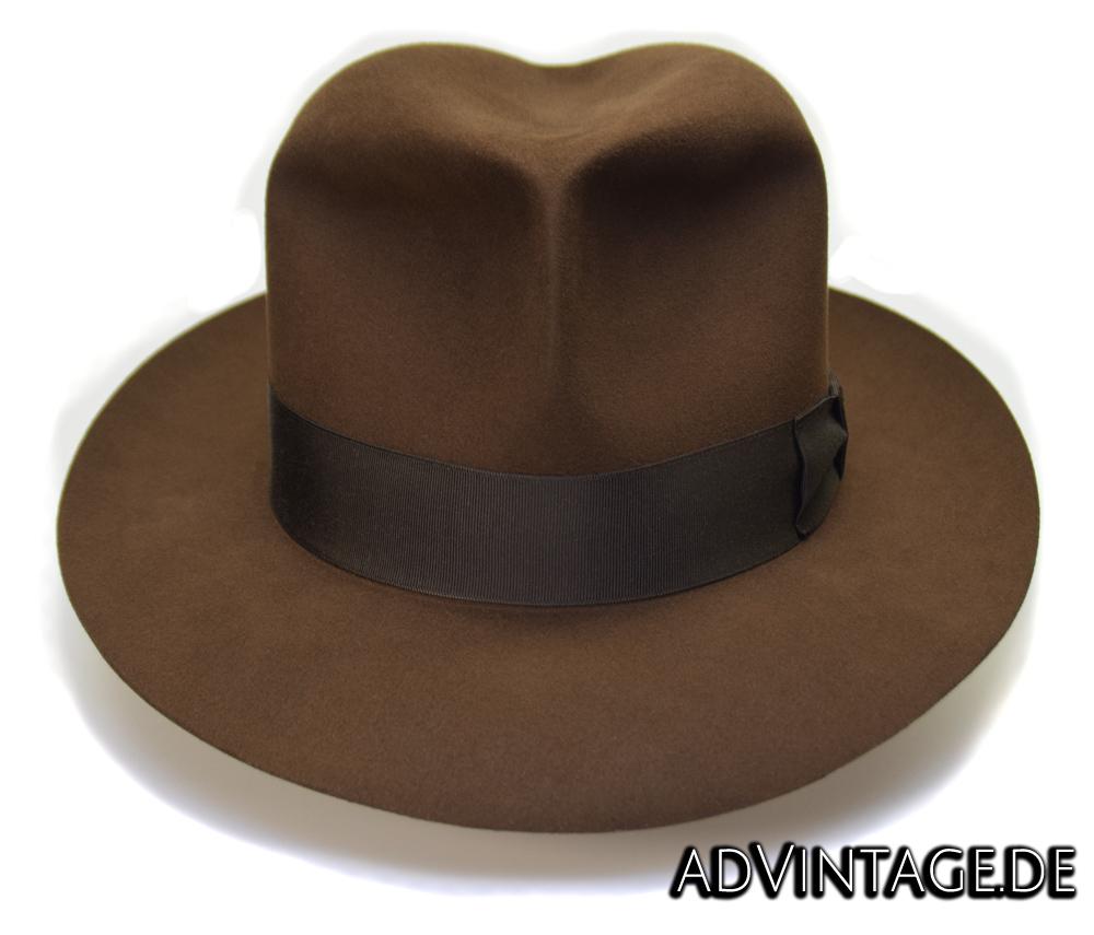 819a0316a47b8 ✓ Harrison Fedora – adVintage Hats