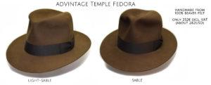 Indiana Jones Temple of Doom Fedora Hut 54