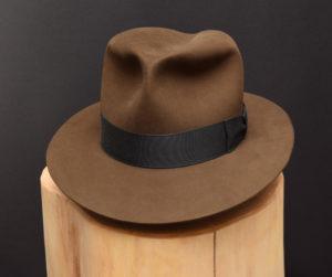Indiana Jones Kingom Fedora 100% beaver 2