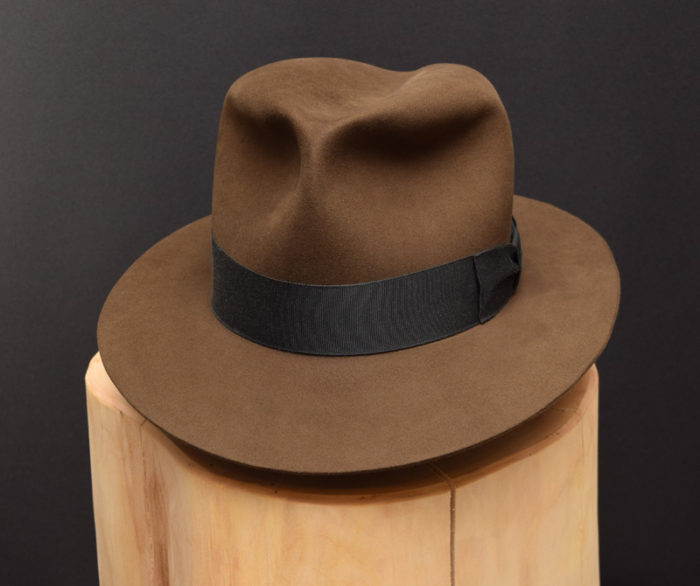 Indiana Jones Kingom Fedora 100% beaver 2