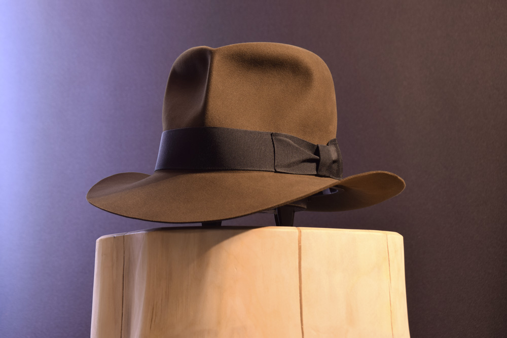Streets of Cairo SoC Indiana Jones Fedora