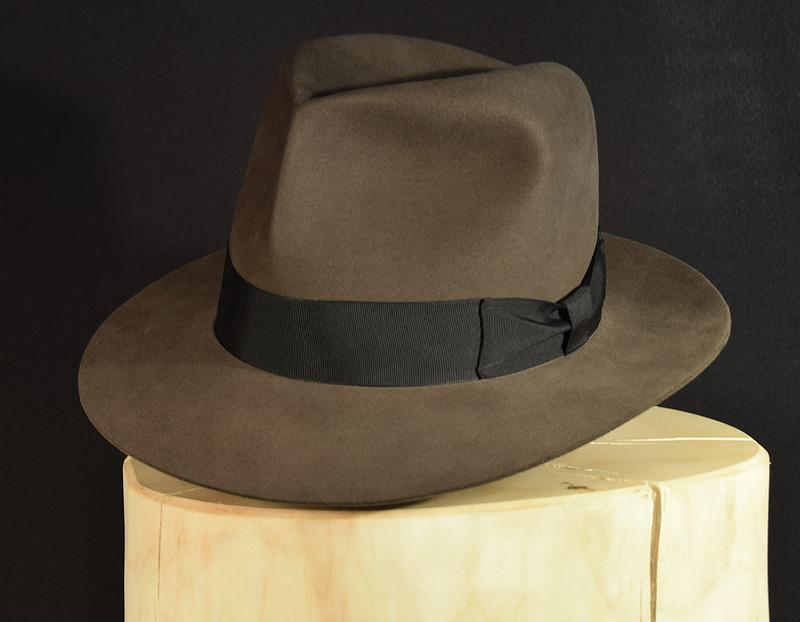 Indiana Jones Travel Plane Clipper Fedora Hut Hat 12