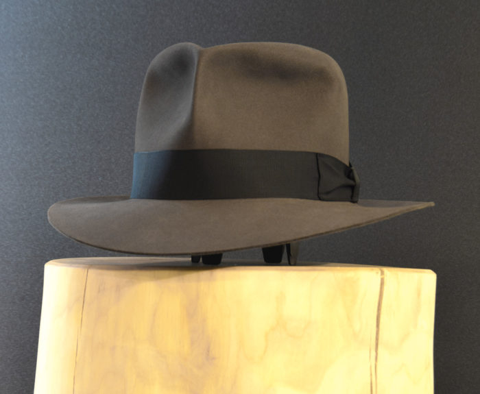 Indiana Jones Travel Plane Clipper Fedora Hut Hat 13