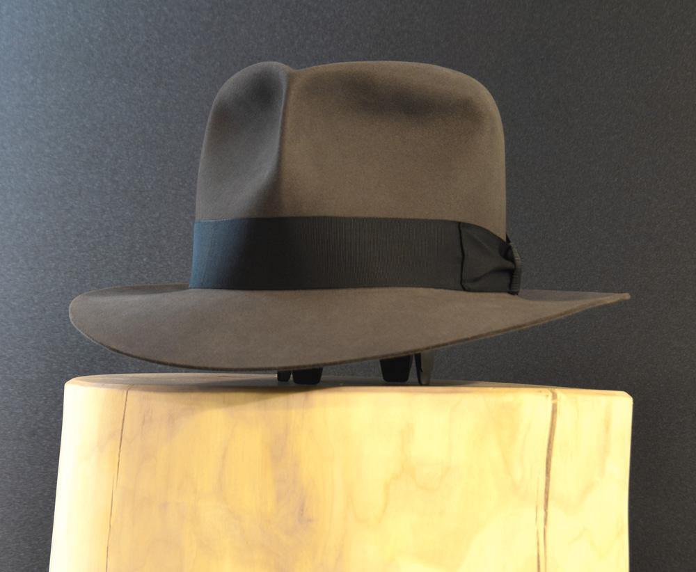Indiana Jones Travel Plane Clipper Fedora Hut Hat 13