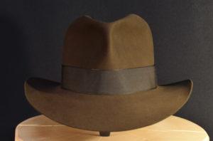 Custom bespoke Indiana jones like Fedora hut hat 3