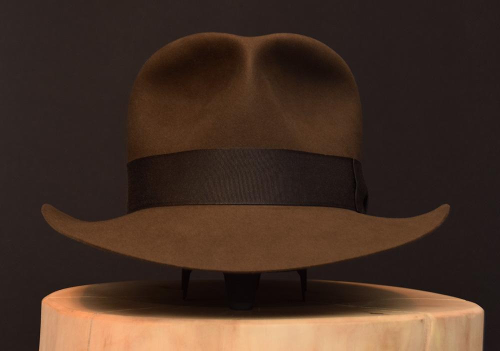 Indiana Jones Last Crusade Fedora Hut Hat biber beaver 3