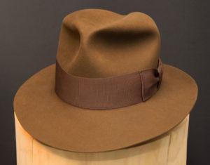 Custom Bespoke Beaver hat biber hut 2