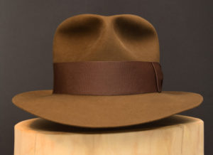 Custom Bespoke Beaver hat biber hut