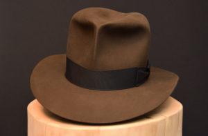 Raiders of the Lost ARk Fedora Hut Hat beaver biber turn 2 indiana jones