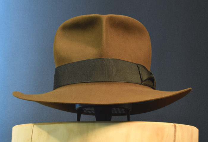 Indiana Jones Streets of Cairo raiders fedora hat 20