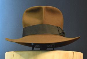 Indiana Jones Streets of Cairo raiders fedora hat 20